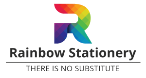 Rainbow Stationery